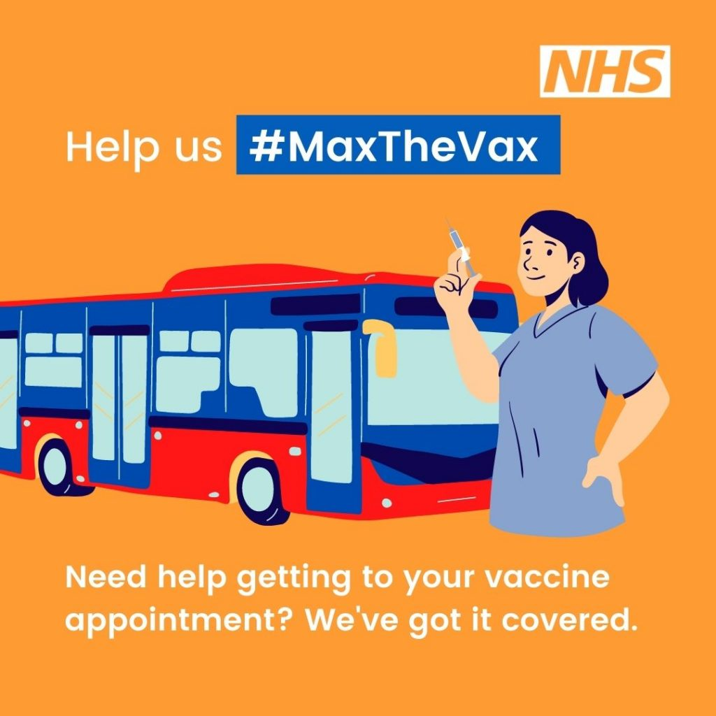 Need help getting to your vaccination appointment?